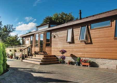Applegrove Country Park is a collection of holiday lodges near Scarborough with a hot tub, in the North York Moors National Park