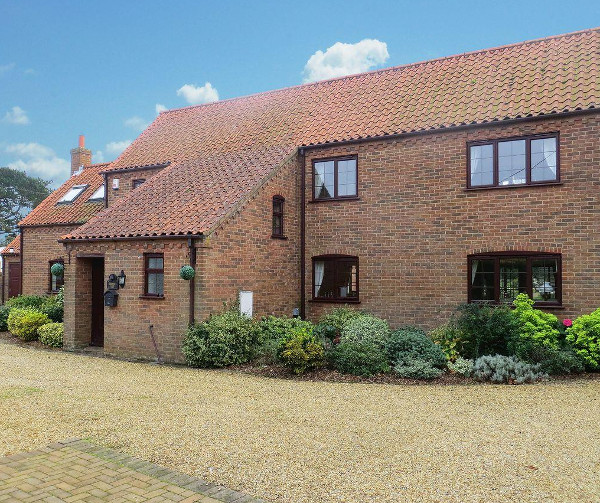 Beechings Halt in Snettisham, near Hunstanton sleeps 8 people