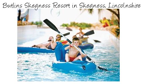 Fun family holidays at Butlins Skegness Resort in Lincolnshire