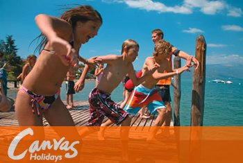Canvas Holidays - family holidays in Europe