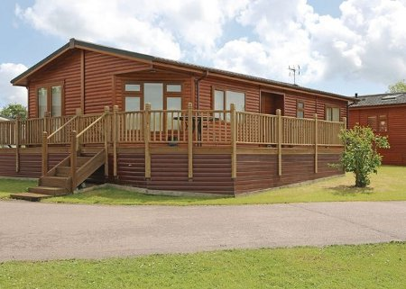 Carlton Meres Country Park near Saxmundham in Suffolk is a holiday park with a selection of lodges and caravans