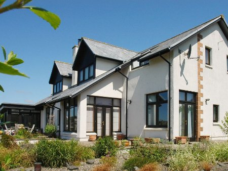 Catevennan in Portpatrick is a holiday cottage sleeping 8 people in south west Scotland