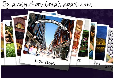 City short break apartments
