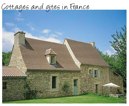 Gites and cottages from Cottages 4 You