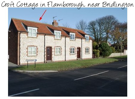 Croft Cottage is a holiday cottage in Flamborough, near Bridlington - sleeping 6 people