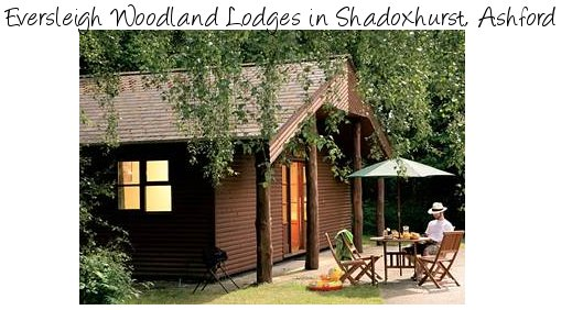 Eversleigh Woodland Lodges offers a quiet lodge holiday in Kent