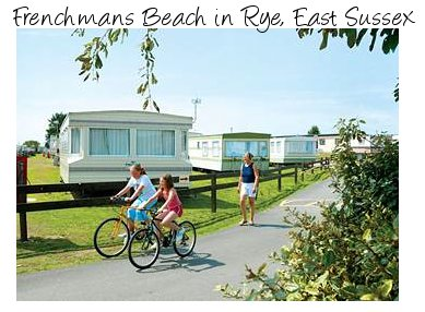 Frenchmans Beach is a small family friendly holiday park on the south coast