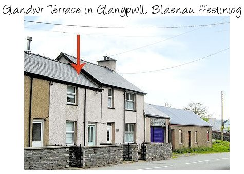 Enjoy the wilds of Snowdonia National Park during your cottage holiday on Glandwr Terrace