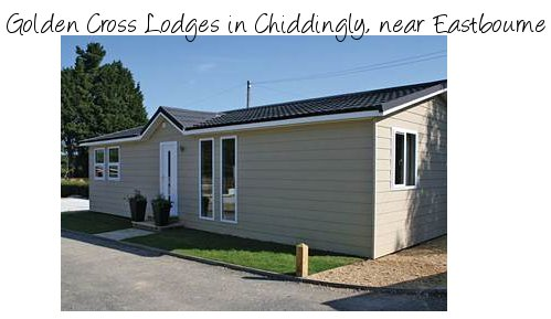 Golden Cross Lodges offer lodges near the south coast, a quiet holiday park  - with a hot tub
