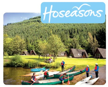 Hoseasons - latest parks and lodges