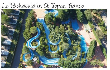 Le Pachacaid in St Tropez, France