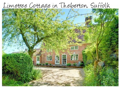 Limetree Cottage in Theberton is a holiday cottage in the heart of Suffolk's countryside. Limetree Cottage sleeps 6 people and pet friendly
