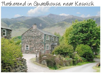 Netherend is a large holiday cottage in Guardhouse, near Keswick. Netherend sleeps 10 people