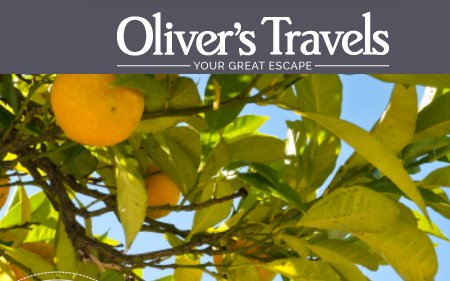 Latest holiday villas from Oliver's Travels
