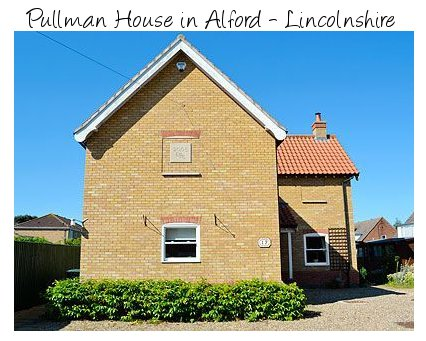 Pullman House in Alford, Lincolnshire - sleeps 8 people
