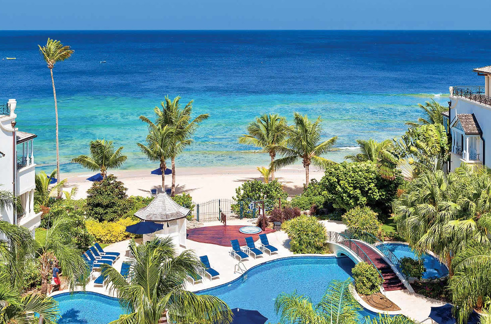 Schooner Bay in on Barbados' west coast