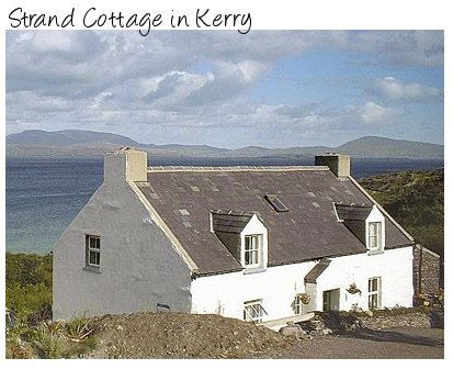 Strand Cottage in Kerry, Ireland from Cottages for You - Sleeps 6