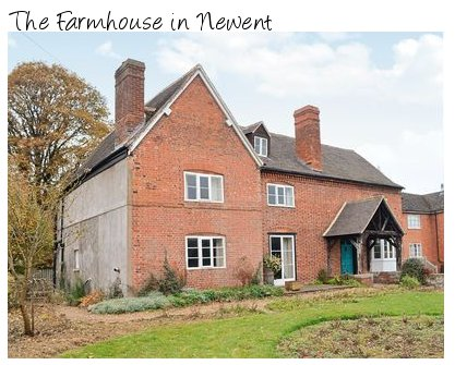 The Farmhouse is a large farmhouse in Newent, Gloucestershire. The Farmhouse sleeps 10 people