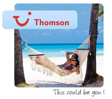 LAtest offers from Thomson Holidays