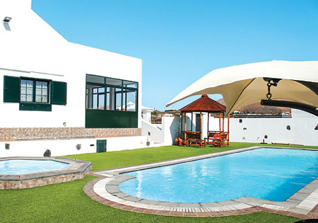 Villa Temi in Yaiza is a large holiday villa on the Canary Island of Lanzarote