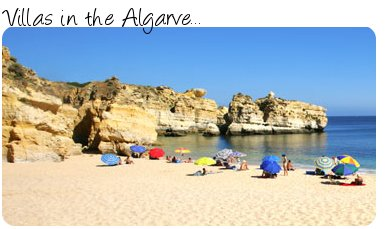 Villas in the Algarve