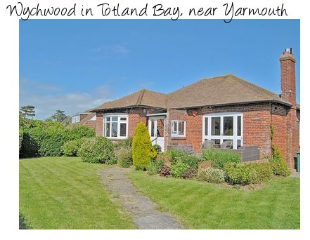 Wychwood is a large holiday cottage on the Isle Of Wight, sleeping 12 people - and pet friendly